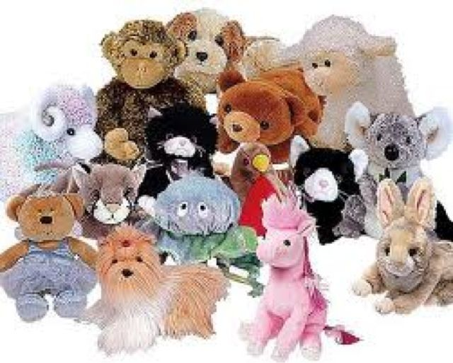 Cleaning Stuffed Animals If you have children, you know how dirty and musty stuffed animals can become. To freshen, place in a sealable bag with 1-2 teaspoons of cornstarch, shake for 30 seconds, remove animals and brush or beat stuffed animals until all cornstarch is removed!
