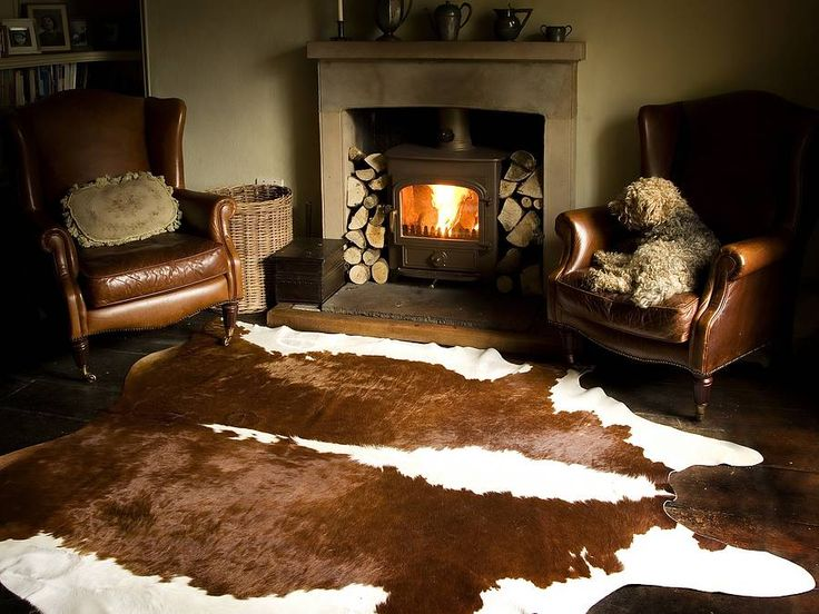 147 best images about Eclectic Cowhide Decor on Pinterest ...