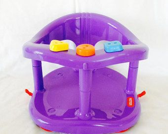 Tuby Baby Bath Seat Ring Chair Tub Seats Babies Safety Bathing
