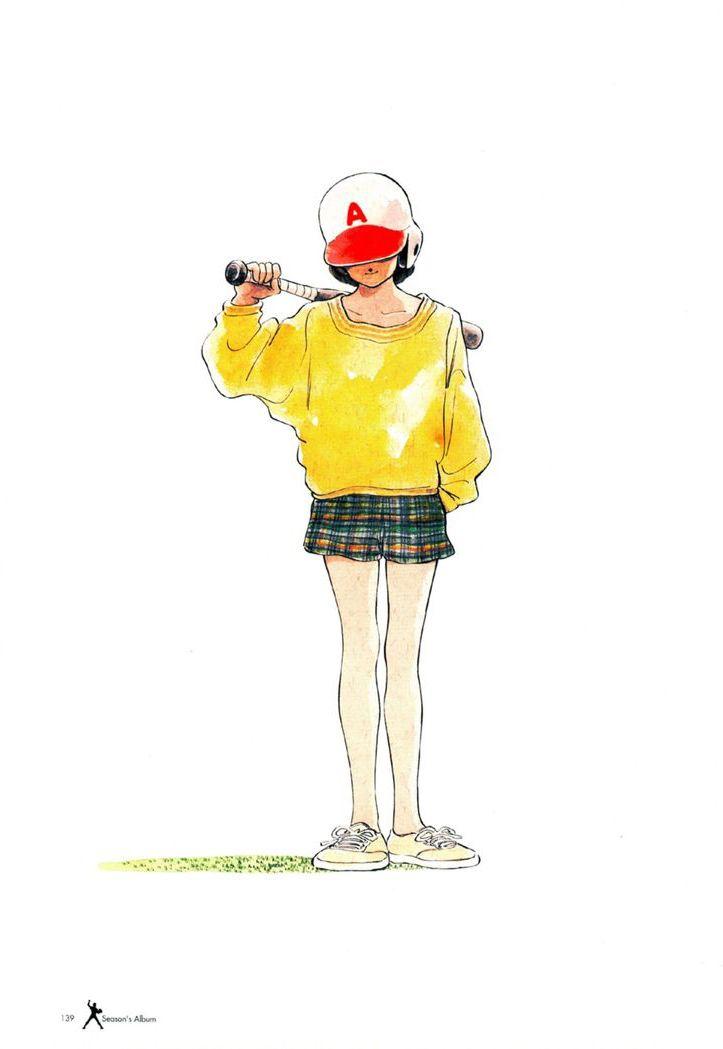 Touch-Adachi Mitsuru