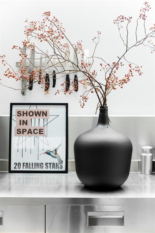Products details - Glaswerk - Karaf zwart