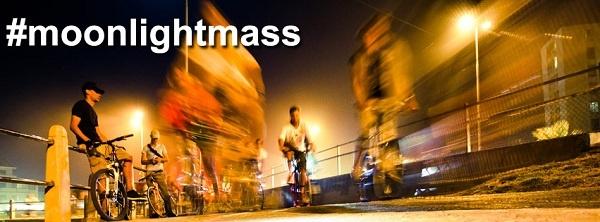 Moonlight Mass Bike Rides, Image Source Facebook