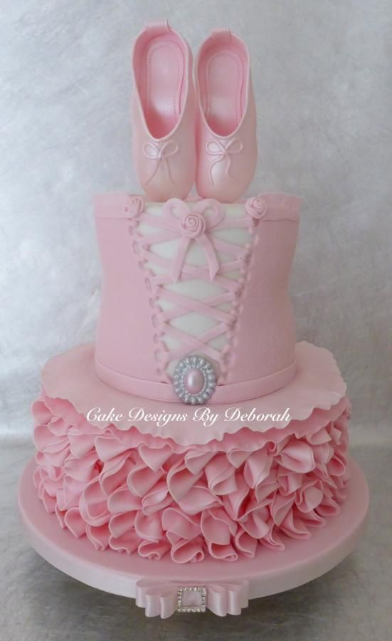 Ballet Tutu Cake