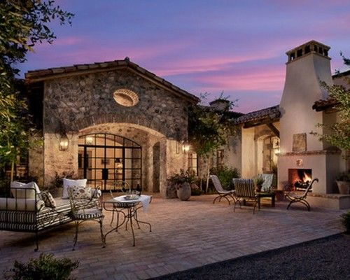 8 best images about landscape ideas on pinterest - Tuscan style backyard ideas ...