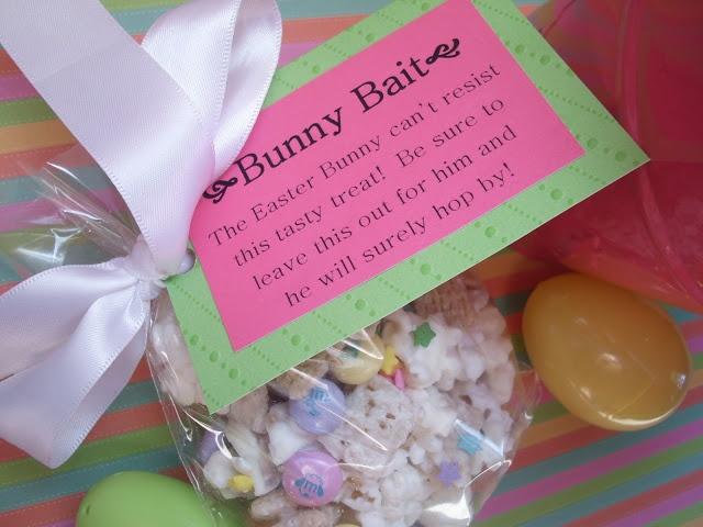 Bunny Bait...candied popcorn mix