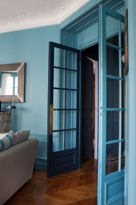 92 best images about pi ces vivre on pinterest midnight blue inspiration - Color design tollens ...