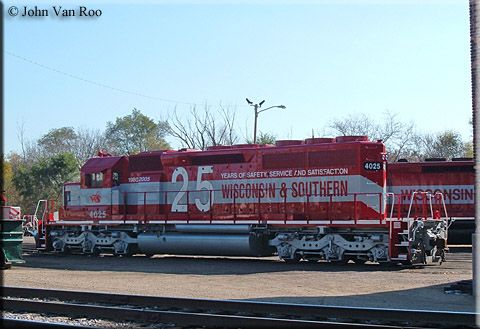 The Wisconsin & Southern Railroad, also known by its reporting marks as the WSOR has been a vital transportation resource for its home state since it began operations in 1980 from former Chicago & North Western and Milwaukee Road branch lines. Today the railroad, now owned by the owned by the Watco Companies (since January 1, 2012), operates over 700 miles of tracks which is jointly owned by Wisconsin and the counties in which the railroad serves. Over the last 20+ years of operations the…
