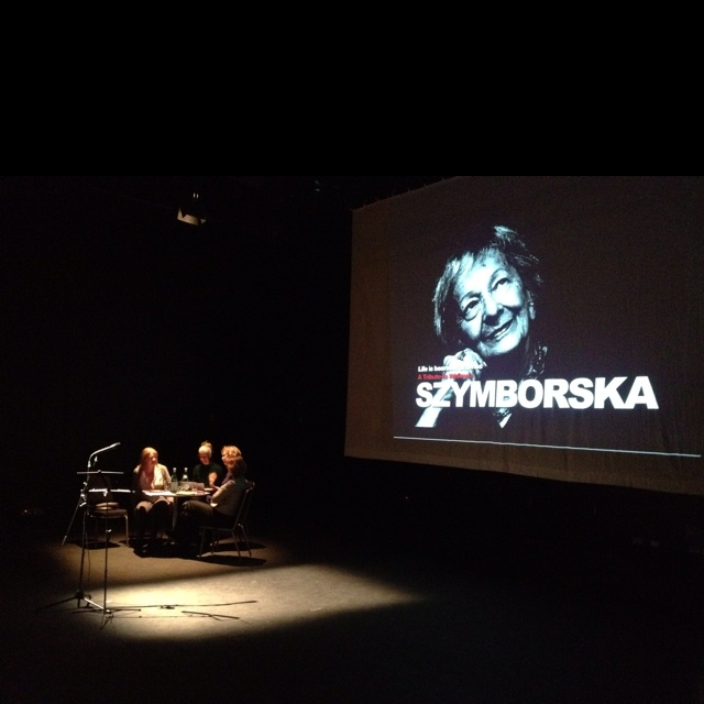 Trinity to Szymborska in LIR Theatre
