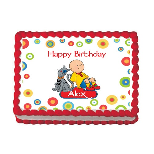 75 best Caillou images on Pinterest Birthday party ideas