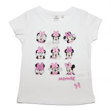 Tricou MS Minnie 1 - alb