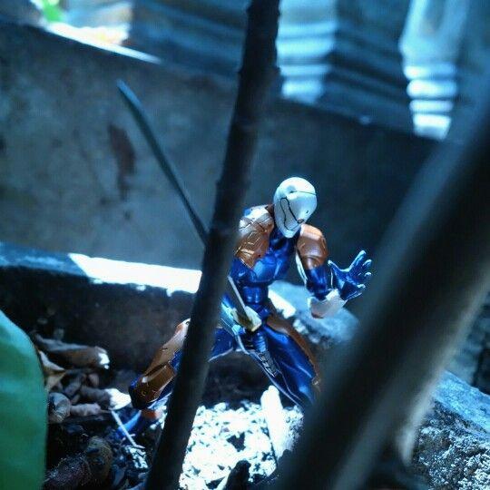 Revol mini cyborg ninja