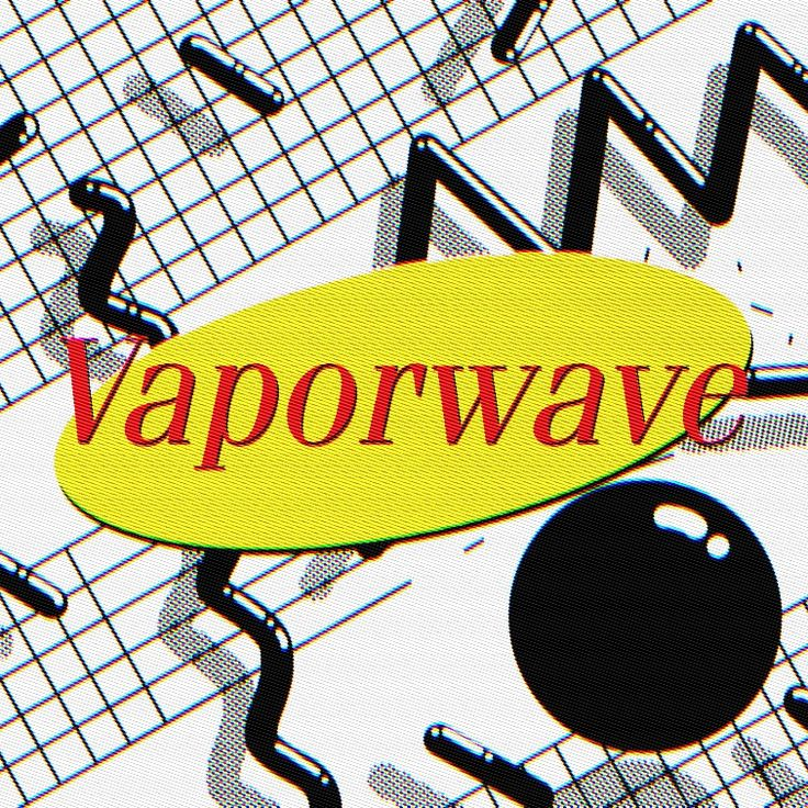We've catalogued the five most important and commonly used 80's and 90's style Vaporwave fonts.