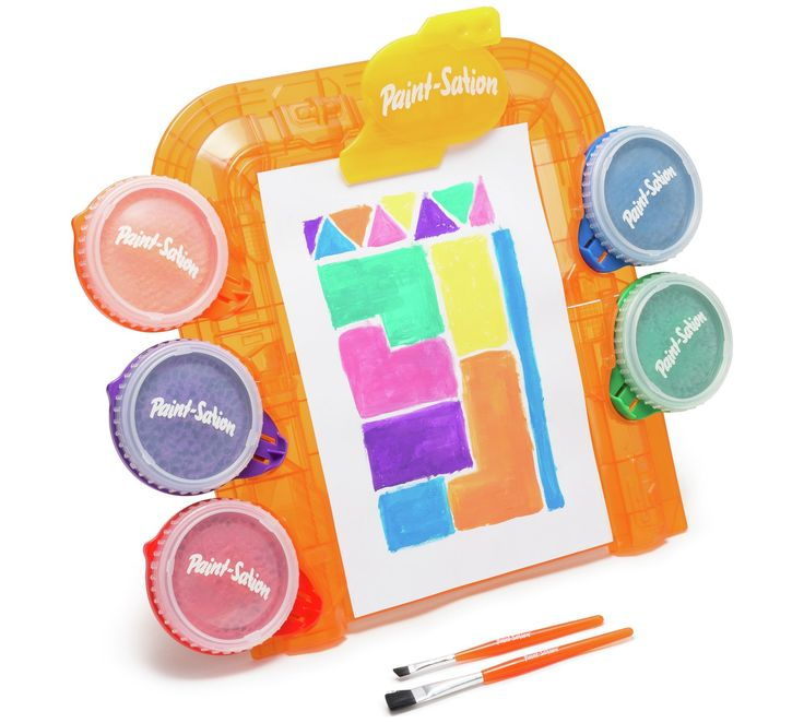 Buy Paint Sation Anti Gravity Easel | Painting. drawing and colouring toys | Top paintings. Painting. Anti gravity