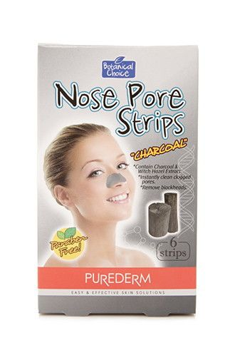 Charcoal Nose Pore Strips   Forever 21 - 1052289256