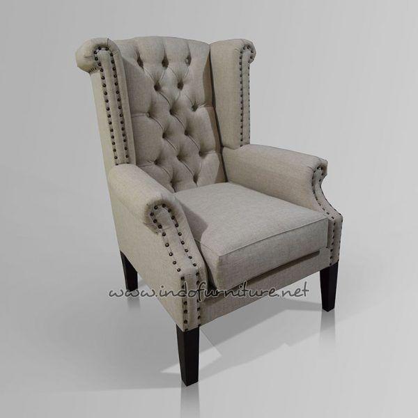 Chair KML-012 | Indofurniture