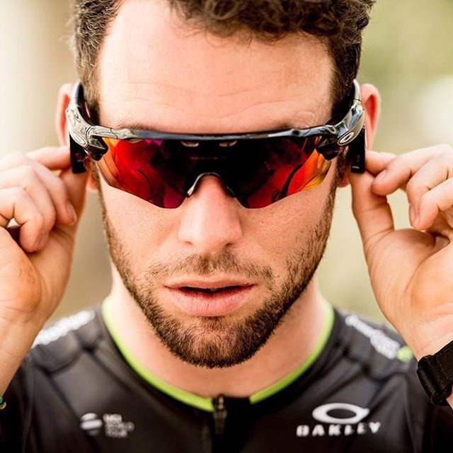 Mark Cavendish by Oakley