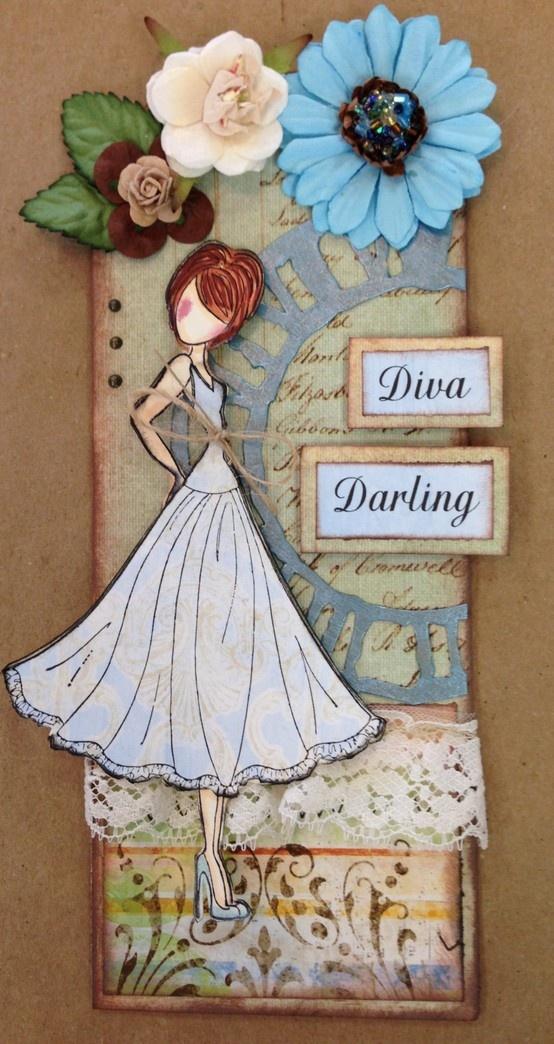 Top 104 ideas about Scrapbooking - Prima/Julie Nutting ...