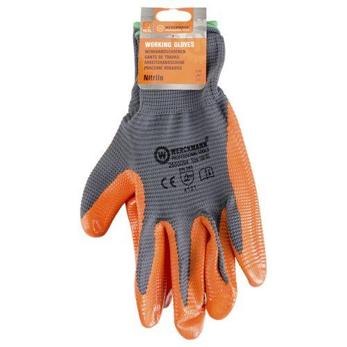 Nitril handschoenen (Action): geven goed grip. Handig wanneer je deksels op je inmaakpotten dichtdraait. Geven maar even bescherming tegen de hitte, maar omdat ze goed grip geven kun je snel werken. Patrick Bolsterlee op FB.