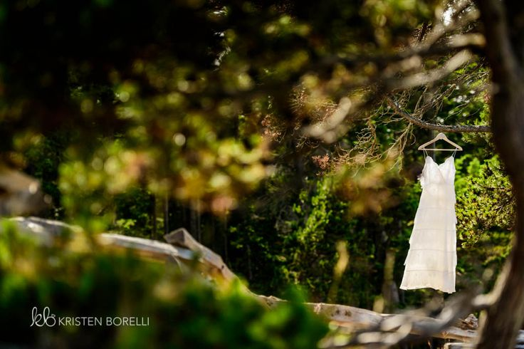 Gabriola Island Wedding Photography | Kristen Borelli Photography | Prince George Wedding Photographer | Dress hanging
