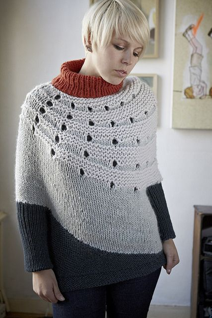 Ravelry: Outer Space pattern by Stephen West