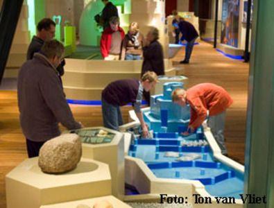 Watermuseum, Arnhem, ook leuk buitengedeelte , zie foto's