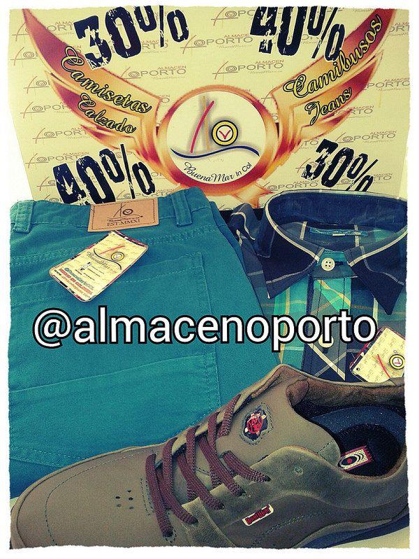 Promociones @almacenoporto 10%,20% 30% en Cartago, ropa original #BuenaMarJeans
