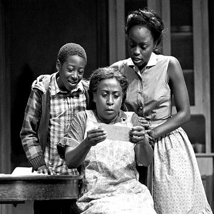 """the effects of racial segregation in the play a raisin in the sun by lorraine hansberry Racial segregation has been around since 1896 and many people believe it has been abolished, sadly, such action or state is still happening """"a raisin in the sun"""" was written by lorraine hansberry in 1959."""