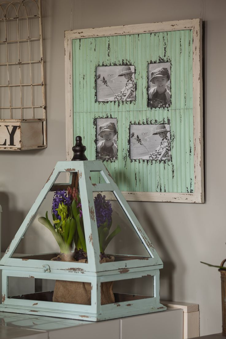 Oryginalna ozdoba domu i tarasu