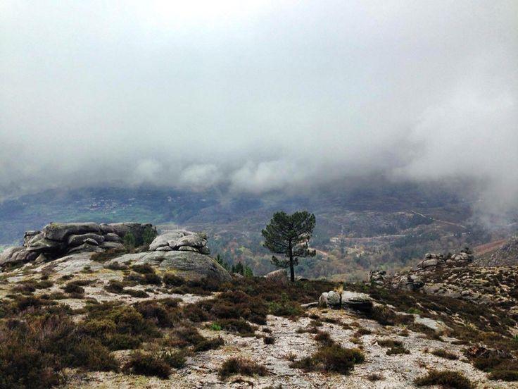 Geres national park, Portugal.