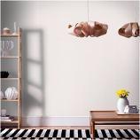 DecoMode schuimvinylbehang Knit lichtroze | Praxis