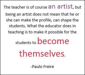 Conscientization-Paulo Freire on Pinterest   Paulo Freire, Carl ...