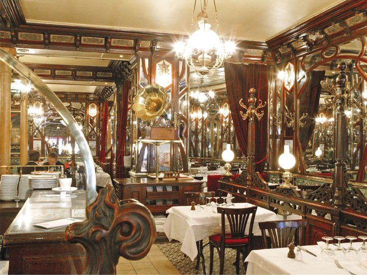 Les 25 meilleures idées de la catégorie Brasserie paris sur ...