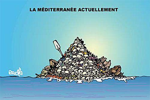 Ghir Hak (2015-09-16) La méditerranée actuellement | Presse-dz
