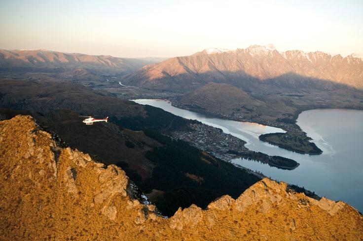 Queenstown, NZ Scenic Helicopter Flights