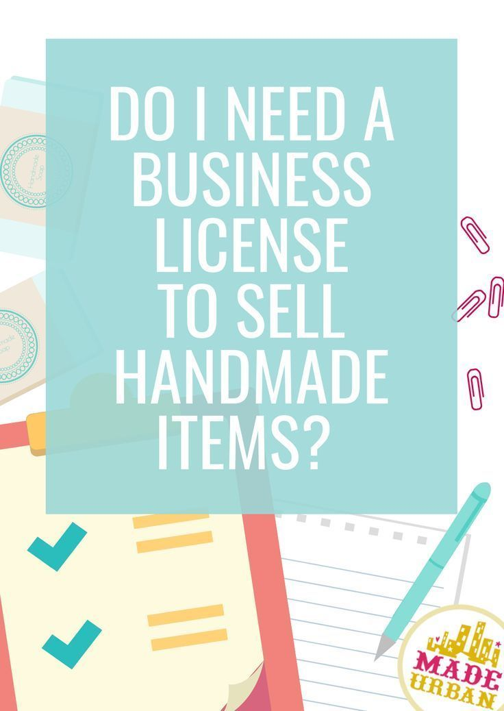 30++ Do i need a business license to sell jewelry online info