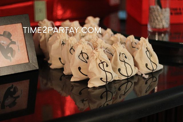 favors for monopoly party -- Why would you have a Monopoly Party? To invite all the people you hate so that they never talk to you again?