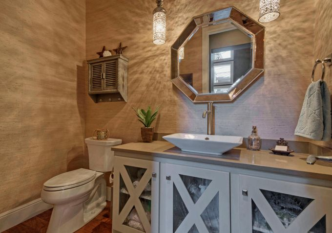 2perfection Decor Basement Coastal Bathroom Reveal: 1000+ Images About Lake House