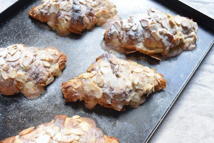 Perfect Almond Croissants  http://chocolateandzucchini.com/recipes/bread-brioche/almond-croissants-recipe-2/?utm_source=http://chocolateandzucchini.com&utm_medium=e-mail&utm_campaign=postnotif-almond-croissants-recipe-2