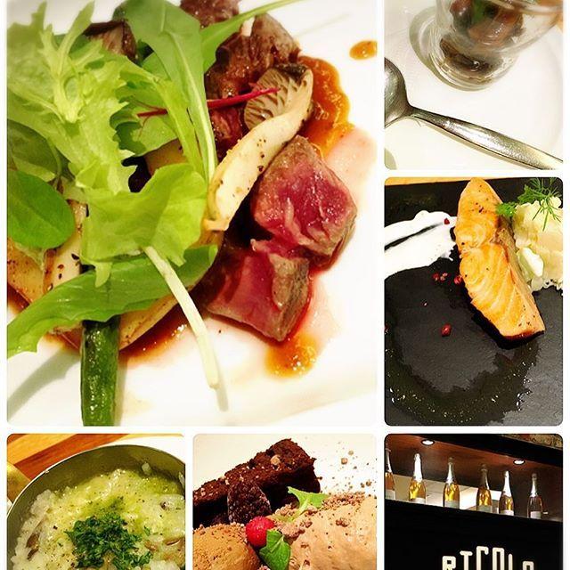 Friday nightは鉄板焼きで。  #japan#tokyo#food #friday #night #meat #restraunt #yam #鉄板焼き#東京 #レストラン#おいしい#肉