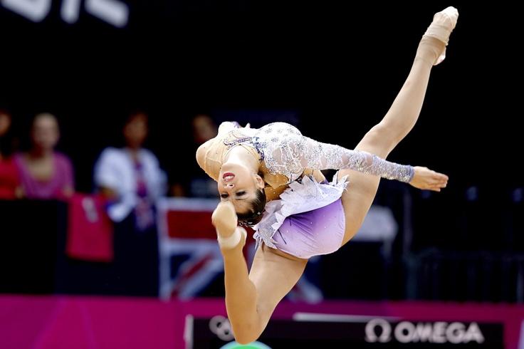 La española Carolina Rodríguez queda en la decimoquinta posición en la primera rotación de gimnasia rítmica (+fotos)