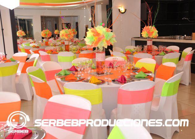 Centro de Mesa In Haz Clic en http://serbebproducciones.com/ Para ver mas fotos