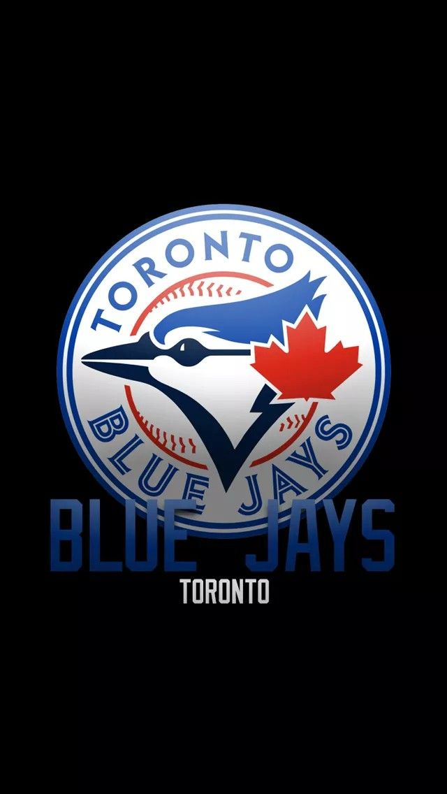 Blue Jays Home Screen Phone Wallpaper Toronto Blue Jays Logo Blue Jays Baseball Baseball Wallpaper