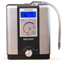 IonWays Melody/ Isis JP 104 $1,595.00    Alkalizing Water Purifier. Free Alkapod with Every Melody Purchased!     The revolutionary JP104 comes with a new amazing filter system for maximum purity, energization and filtration ability.      Comes with Limited LIFE Time Warranty plus  60 day money back guarantee!