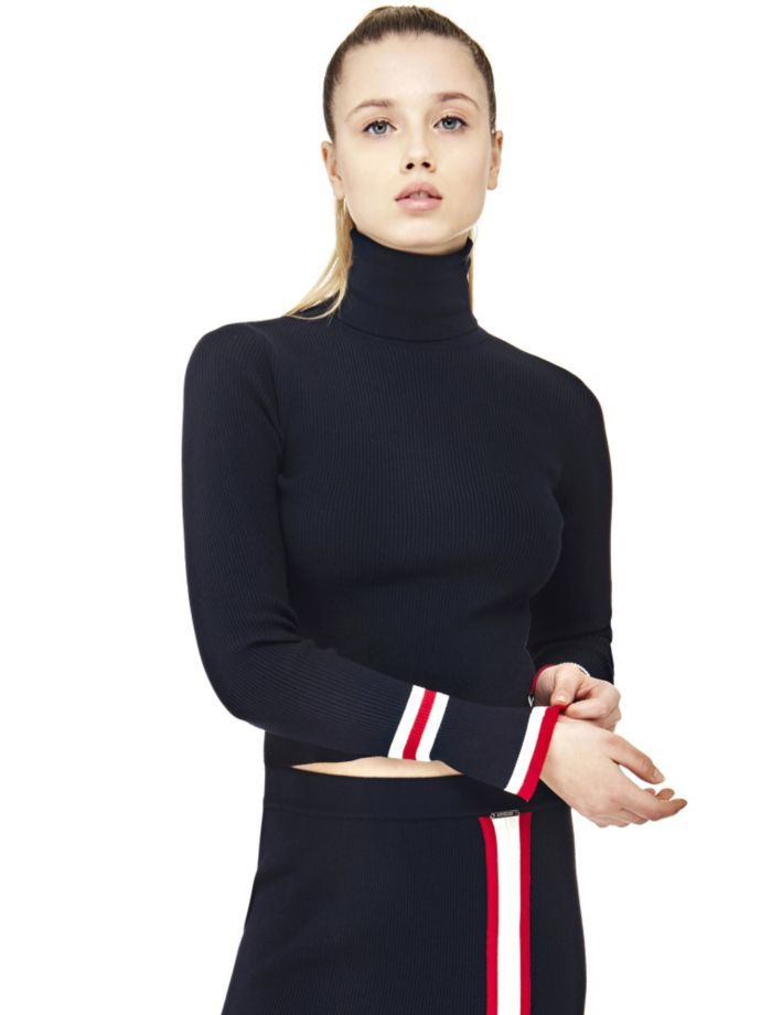 EUR69.90$  Watch here - http://viwmi.justgood.pw/vig/item.php?t=7a5h4n35524 - VISCOSE BLEND TURTLENECK SWEATER