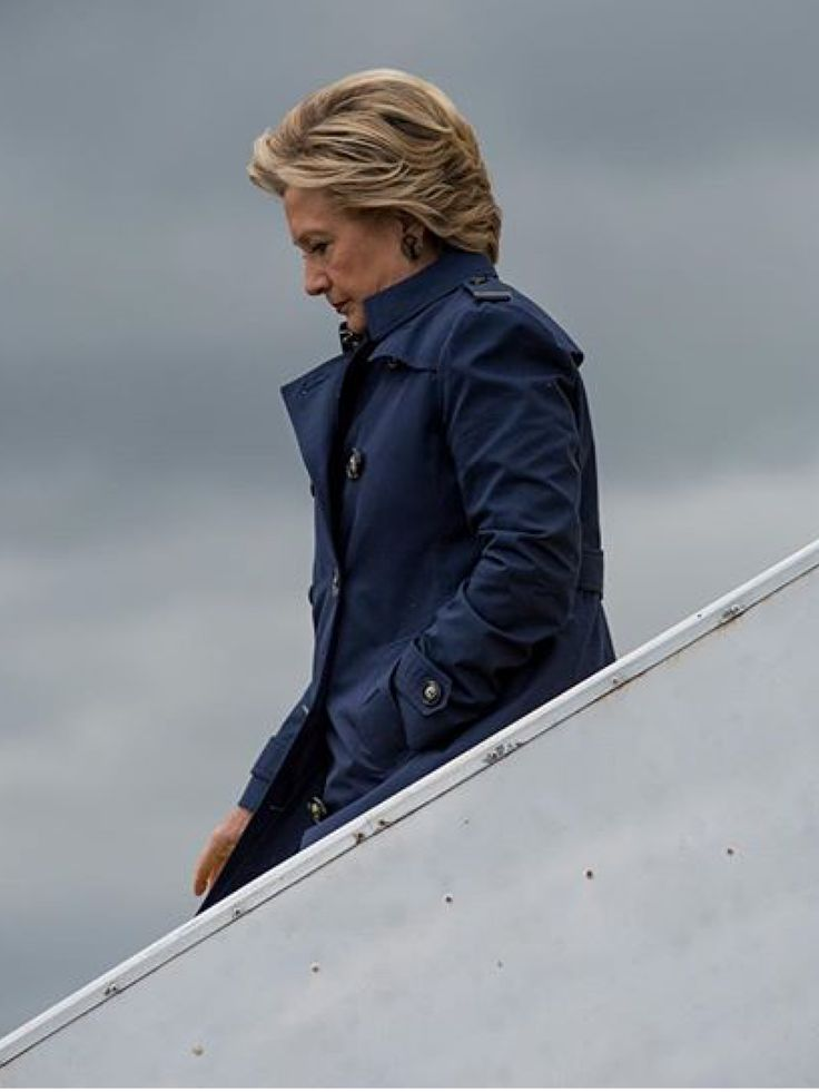 Just think for a second: the strength and courage this Woman has is amazing! There are very few of us, me included, who could handle the rigorous schedule, the enormous visceral Hatred, Trumps non stop assaults, his Rotten Supporters screaming for her execution.....SHE IS STRONG, EXPERIENCED AND READY TO BE PRESIDENT ON DAY ONE!!! I'M DEFINITELY WITH HER!!