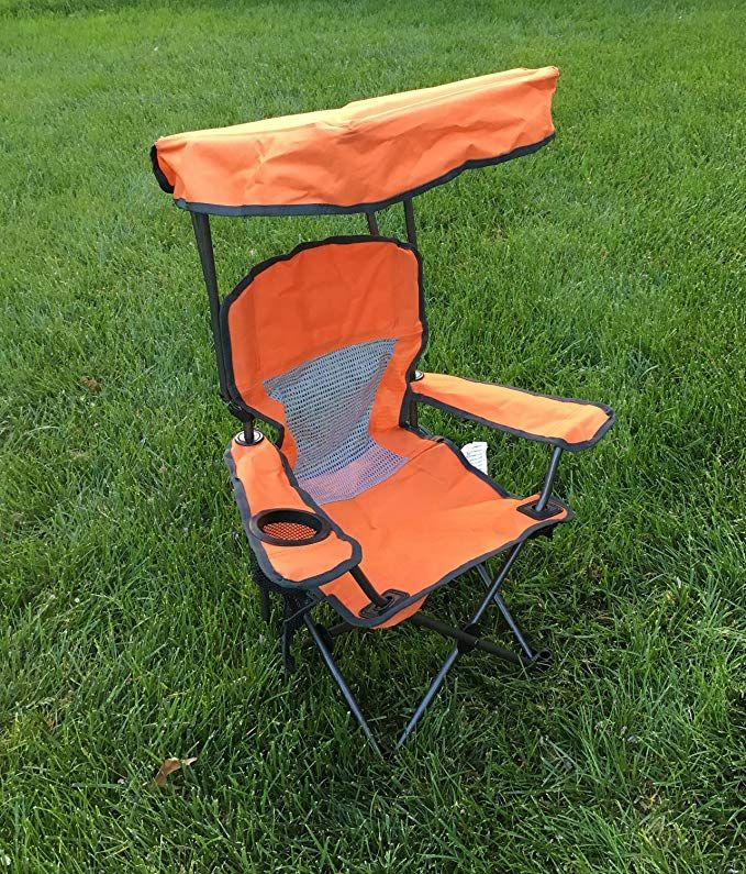 Kid Folding Camp Chairs With Carrying Bag.Westfield Outdoor Kid S Folding Chair With Canopy And