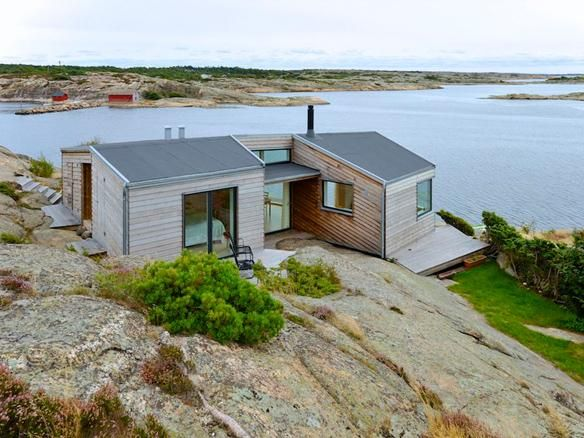 SUMMER CABIN HVALER/PUSHAK Architects/ Norway