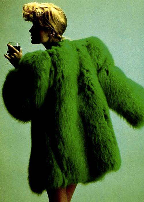 YSL vintage 1971