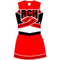 Are you a Toro? RCH Bring it on inspired uniform by Cheerleading Company