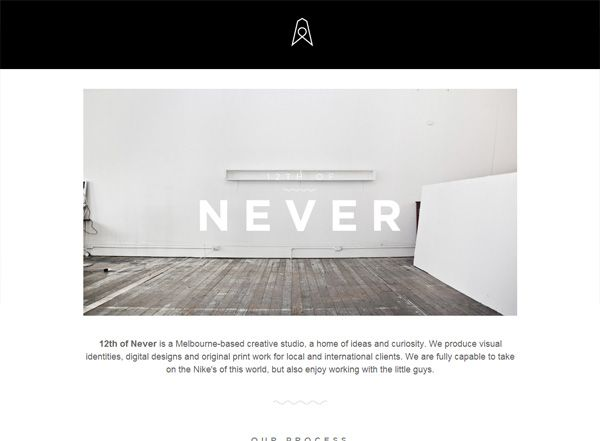 1000 images about minimalistic websites on pinterest for Minimalist design inspiration